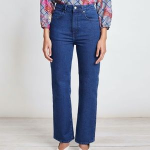 Apiece Apart Highway 1 Bootcut Enzyme Wash